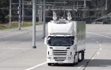 Ciężarówka jak trolejbus. Szwedzi uruchomili linię dla trolejtrucków! [WIDEO]
