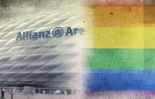 Allianz Arena w tęczowych barwach. Znak solidarności ze środowiskiem LGBT [FOTO]