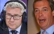 Ryszard Czarnecki po rezygnacji Farage'a.