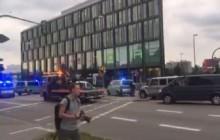 ZDF zamiast informować ludzi o zamachu w Monachium.... komentuje stan demokracji w Polsce