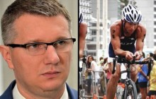 Tour de Pologne sparaliżował stolicę. Wipler: Odpowiedzialni za to powinni zostać rozstrzelani!