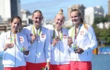 Polska medalistka Igrzysk w Rio: Na treningi wioślarskie trafiłam poprzez Straż Pożarną [WYWIAD]