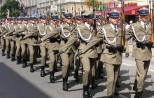 Polscy żołnierze na paradzie wojskowej w Kijowie. Poroszenko dziękuje za wsparcie