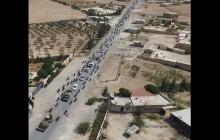 Terroryści z ISIS wykorzystują żywe tarcze