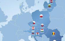 Kraje Europy Środkowej powołały Inicjatywę Trójmorza.