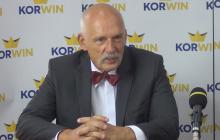 Korwin-Mikke przypomniał Gronkiewicz-Waltz: Zgłosiliśmy projekt ustawy o reprywatyzacji!