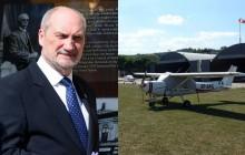Macierewicz: Aerokluby będą wspierać Obronę Terytorialną