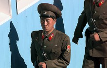 W żołądku żołnierza, który uciekł z Korei Północnej odkryto nieznane stworzenie.