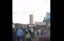Ewakuowano Wieżę Eiffla. Alarm był fałszywy [FOTO+WIDEO]