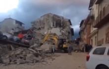Trzęsienie ziemi we Włoszech. Zdjęcia przed i po kataklizmie [FOTO + WIDEO]