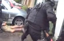Brawurowa akcja CBŚP zarejestrowana kamerą. Funkcjonariusze rozbili grupę, która przemycała narkotyki [WIDEO]