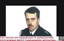 Oficer Wojska Polskiego szpiegował na rzecz Rosji?