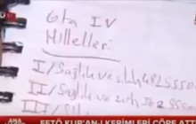 Turecka telewizja znalazła kody do GTA i uznała je za... szyfry rebeliantów