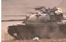 Tureckie czołgi wjechały do Syrii.