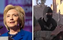 Wikileaks: Clinton dozbrajała islamistów z ISIS i Al-Kaidy