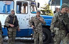 Wojna na Ukrainie nadal trwa. Donbas pod silnym ostrzałem