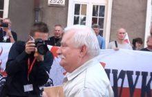 Wałęsa w Kolumbii. Były prezydent opowiadał, że to