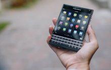 Koniec smartfonów od BlackBerry