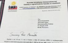 Projekt ograniczający handel w niedzielę trafił do Sejmu. Winnicki: Trzeba go ograniczyć. Przyzna to każdy uczciwy konserwatysta. Liberałowie będą przeciw