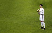 Czwarta Złota Piłka dla Cristiano Ronaldo!