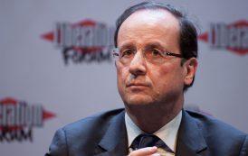 Prezydent Francji: