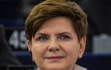 Beata Szydło: Uczciwi ludzie nie zajmują się hazardem