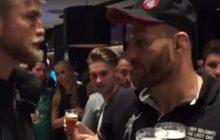 UFC: To się nazywa szacunek dla rywala! Jan Błachowicz po walce stawia piwo Gustafssonowi [WIDEO]