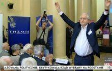 Internauci kpią z gestu Rzeplińskiego na Kongresie Sędziów.