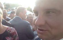 YouTuberzy wkręcili Andrzeja Dudę.