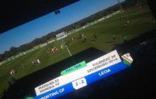 UYL: Młoda Legia walczy do końca! Piłkarze z Warszawy remisują ze Sportingiem po golu w ostatniej minucie