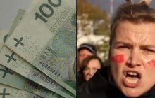 Kobiety w ramach #czarnegoprotestu zaczną masowo wypłacać pieniądze z banków? Chcą zorganizować panikę bankową!