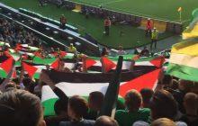 UEFA ukarała nie tylko Legię. Celtic zapłaci za flagi Palestyny podczas meczu z izraelską drużyną! [WIDEO+FOTO]