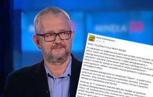 Ziemkiewicz o partii Razem: Postbolszewicka organizacja powinna być zdelegalizowana