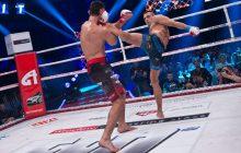 Szydłowski vs Pawlak na karcie walk FEN 16 Warsaw Reloaded