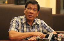 Prezydent Filipin sam porównał się do... Hitlera