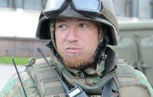 Znany prorosyjski bojownik