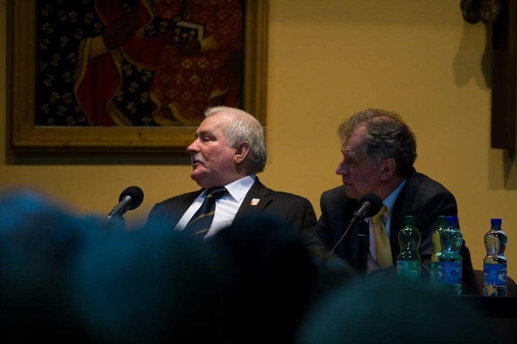 Wałęsa chce stawiać PiS-owi ultimatum.