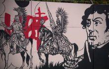To będzie największy patriotyczny mural w Polsce [WIDEO]