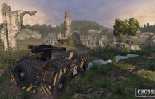 Jazda Rycerska i Krzyżowcy w wersji post-apo – nowa aktualizacja w grze Crossout