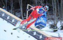 Znany skoczek narciarski nie może trenować z kadrą