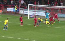 To musiał być gol! Zabawna sytuacja w piłkarskiej lidze angielskiej [WIDEO]