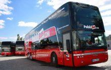 Groźny wypadek Polskiego Busa! Jest wielu rannych