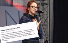 Blogerka broni Natalii Przybysz.