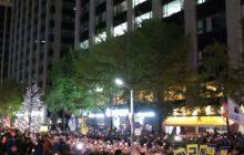 Koreańczycy obalają swoją prezydent! Okazało się, że była pod wpływem... szamanki! Ogromne protesty w całym kraju [WIDEO]