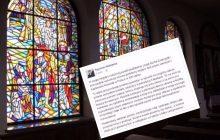Białostocka parafia publikuje wytyczne odnośnie postawy podczas Mszy Świętej.