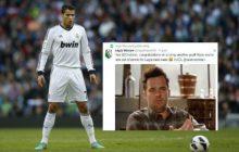 Legia Warszawa zaczepia Cristiano Ronaldo na Twitterze.