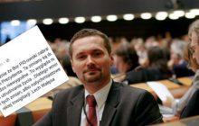 Jarosław Wałęsa krytykuje BOR za odebranie ochrony jego ojcu, a jeszcze w czerwcu były prezydent oskarżał Biuro o... inwigilację. Historia pewnego wpisu...