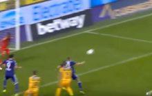 W Polsce na cenzurowanym, w Belgii strzela bramkę na wagę zwycięstwa. Kolejny gol Łukasza Teodorczyka dla Anderlechtu [WIDEO]