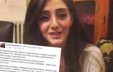 Pamiętacie młodą Syryjkę ze Światowych Dni Młodzieży? Dziewczyna ma do nas nowy apel [WIDEO]