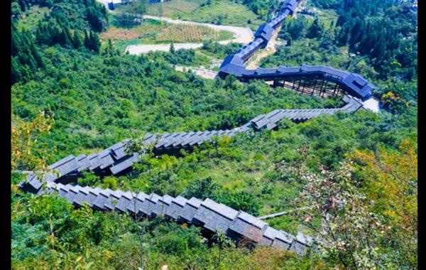 Powstały najdłuższe ruchome schody na świecie [WIDEO]